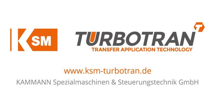 --- TV #TecStyleVisions exhibitor 2020 --- High-speed heat transfer decorations – that's what Kammann Spezialmaschinen & Steuerungstechnik GmbH and the TURBOTRAN 6.1 stand for. Due to the high degree of automatization up to 600 decorations can be a...