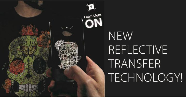 --- TV #TecStyleVisions exhibitor 2020 --- It's not magic - it's a revolution: tranclucent reflection! IVB TransferDruck GmbH - BlueFuture is a leading supplier in the industry with 25 years of experience. At Stand 1B21 (Hall 1), the new IVB Reflective...