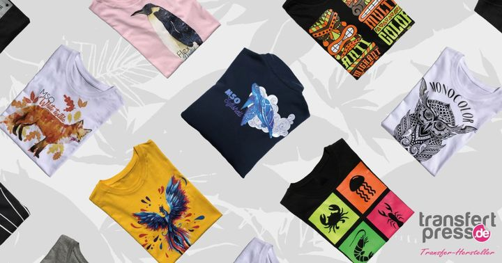--- TV #TecStyleVisions exhibitor 2020 ---  TranfertPress has 25 years of experience in manufacturing screen printing transfer products:  Screen printing transfers, digital printing transfers, sublimation and offset printing. A laser is also available...