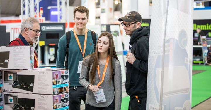 Career starters, students and pupils take note!  On Thursday, January 30th the Young Professionals Day will take place at the TV #TecStyle Visions and the parallel events WETEC and GiveADays. Together with the Hochschule der Medien Stuttgart, Messe Stu...