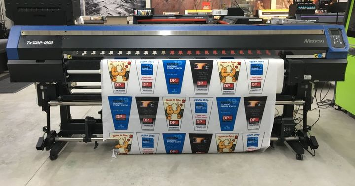 --- TV #TecStyleVisions exhibitor 2020 ---  DP Solutions, together with its subsidiary Rauch IT, represents customised solutions for sublimation or direct printing. With the current textile printing systems from Mimaki Deutschland, the HP Stitch Dye su...