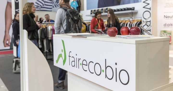 Fair trade, sustainable products and ecological production methods - at the fair•eco•bio Infopoint you will be informed by Neutral, Mantis World, HRM Textil GmbH and borchert+moller on exactly these topics! Come by and print sustainable textiles wi...
