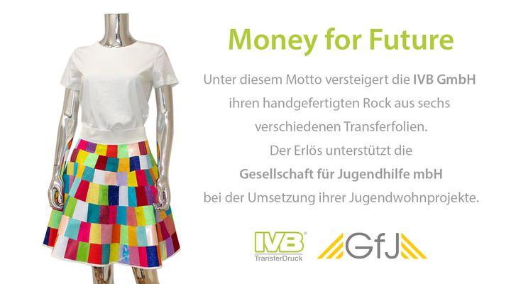 Tolle Aktion von IVB TransferDruck GmbH - BlueFuture! Wer bietet alles mit?