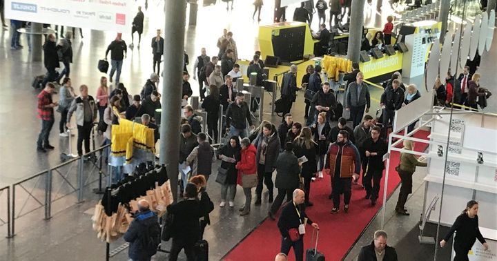 Wow!!! � So many visitors attended the opening of TV #TecStyleVisions! � We are looking forward to 3 great days at the trade fair and we are especially happy about numerous young talents who are visiting us on today's Young Professionals Day! � H...
