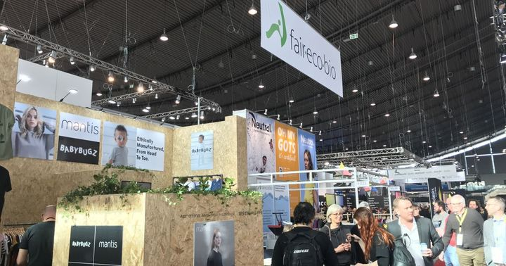Have you already informed yourself about sustainability in the textile industry at the fair•eco•bio Infopoint at Stand 1G22 (Hall 1)? � Why don't you apply the knowledge you have learned directly yourself and print textiles in a sustainable way o...