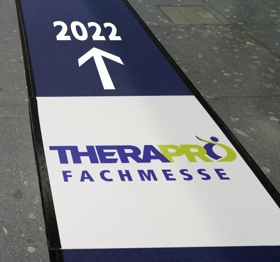 Die TheraPro 2021 in Stuttgart findet nicht statt. Aktuelle Entwicklungen im Rahmen der zukünftigen Planungssicherheit machen die Durchführung der TheraPro 2021 leider unmöglich. Daher wird die Fachmesse für Therapie, Rehabilitation und Prävention...