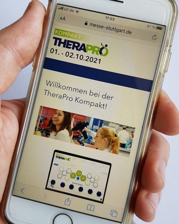 Premiere für die TheraPro Kompakt! ? Die für Anfang Oktober geplante TheraPro Essen findet erstmals in digitaler Form statt. ? Nach Rücksprache mit unseren Partnern & ausstellenden Firmen haben wir uns für eine digitale Durchführung entschie...