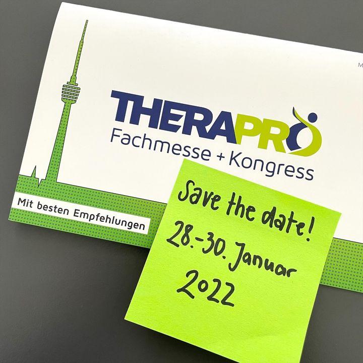 ?Zwei spannende Tage bei der TheraPro Kompakt gehen zu Ende. ?? Das TheraPro Team bedankt sich bei allen Teilnehmenden für das Mitwirken und virtuellen Besuch und freut sich schon auf das Treffen in Stuttgart:  ?TheraPro 2022 vom 28. bis 3...