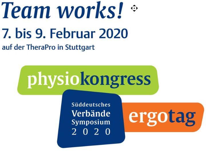Team works! Dies kann wahrscheinlich jeder aus eigener Erfahrung bestätigen. Das Thema nun auch bei unseren Kongressen:  https://lp.thieme.de/emag/epaper-verzeichnis-physio-ergo-kongress-2019/#0