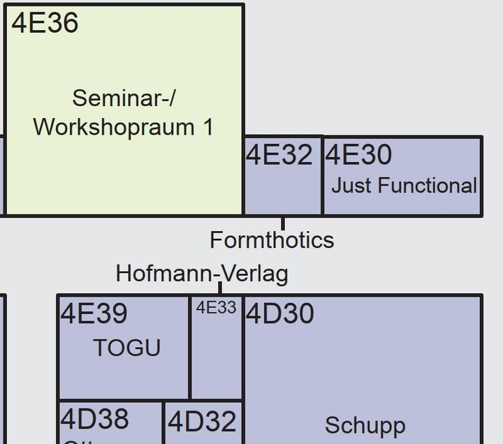 Wir freuen uns, dass bei der Therapro - Fachmesse + Kongress 2020 vom 7.-9. Februar auch die Fortbildungsakademie - Markus Pschick GmbH wieder mit vielen interessanten Vorträgen und Seminaren im Workshopraum 1 (Stand 4E36) dabei ist. z.B.  - Atlas-The...