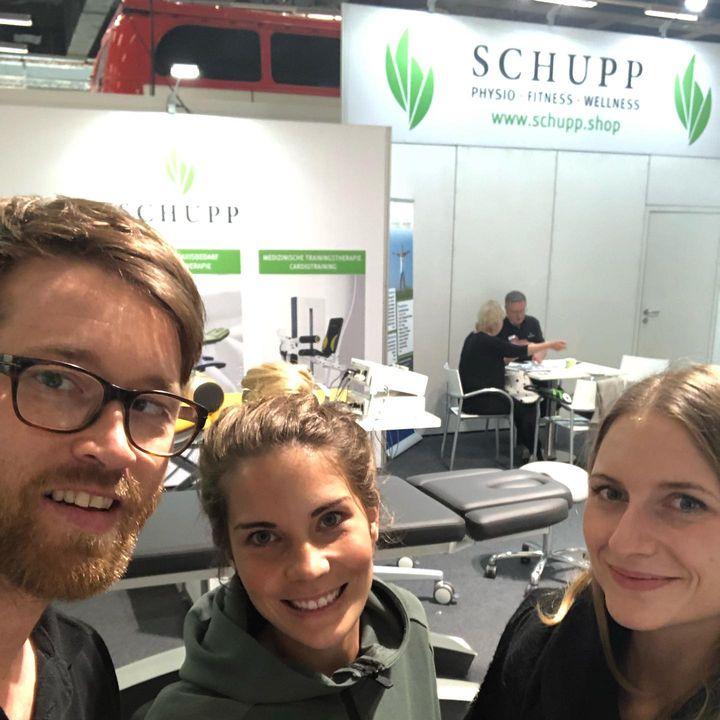 Liebes Trigger Master-Team, bis bald auf der Therapro - Fachmesse + Kongress in Stuttgart!