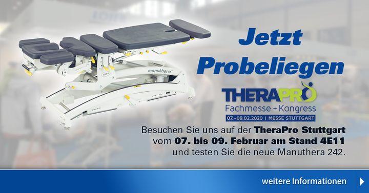 Wir sehen uns am Stand 4E11 und wünschen schon mal eine gute Anreise, liebes Sport-Tec GmbH Physio & Fitness-Team!